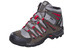 Salomon Ridgeback Mid GTX trekkingschoenen Dames grijs/rood